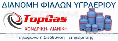 TOP GAS BANNER